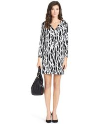 Diane von Furstenberg Limited Edition New Reina Two Silk Jersey Dress - Lyst