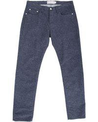 Shipley & Halmos Rhodes Birdseye 5 Pocket Pant - Lyst