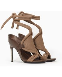 3.1 Phillip Lim Marquise High Heel Sandal - Lyst