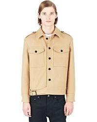 Maxwell Snow - Wool Ike Jacket - Lyst