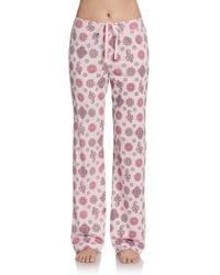 Cottonista - Cotton Pyjama Trousers - Lyst
