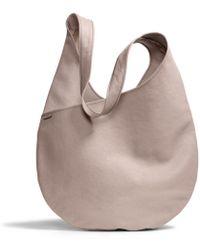 COACH - Bleecker Xl Sling Bag in Leather - Lyst