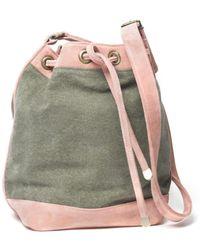 Carine Letessier Montaigne Pink Shoulder Bag - Lyst