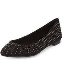 Splendid India Suede Flat - Lyst