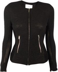 Iro Pre-order Amiya Bouclemesh Jacket - Lyst