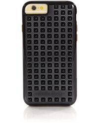 Rebecca Minkoff Studded Iphone 6 Case/Black - Lyst