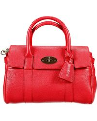 Mulberry Bayswater Pelle Small - Lyst