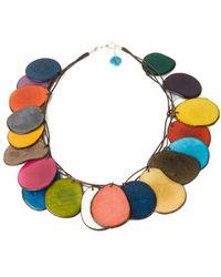 Leju Samba Necklace - Lyst