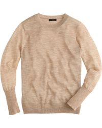 J.Crew Space-Dyed Sweater - Lyst