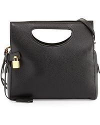 Tom Ford Alix Small Top Handle Shoulder Bag - Lyst