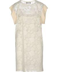 Sonia Rykiel Short Dress - Lyst