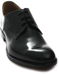 Church's Paris Leather Derby Shoes - Lyst
