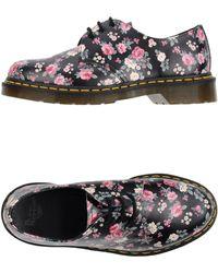 Dr. Martens Lace-Up Shoes black - Lyst