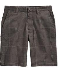 Volcom Frickin' Plaid Chino Shorts - Lyst