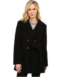Pendleton Petite Belted Trench Coat - Lyst