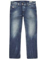 Diesel Darron Slim Jeans - Lyst