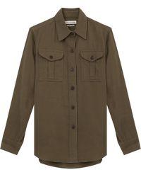 Etoile Isabel Marant Wigston Shirt - Lyst