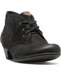 Cobb Hill - Aria Booties - Lyst