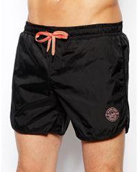 9d0367193a Men's Pull&Bear Beachwear - Lyst