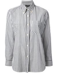 Isabel Marant Button Down Collar Shirt - Lyst