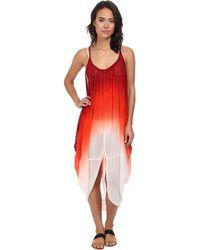 Young Fabulous & Broke Red Lynn Dress - Lyst