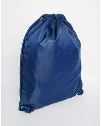 Ellesse | Logo Drawstring Backpack | Lyst