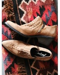 Free People Brown Indio Boot - Lyst