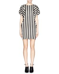 Edition10 - Vertical Stripe Dress - Lyst