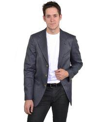 Giorgio Armani | Men's Silk Blazer | Lyst
