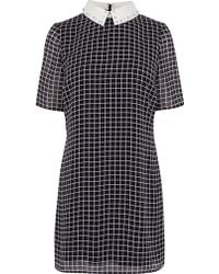 Coast Jaxson Check Shirt Dress - Lyst