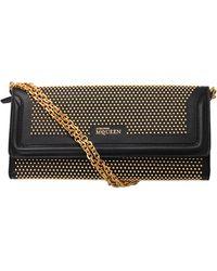 Alexander McQueen Heroine Long Wallet with Chain - Lyst