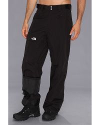 The North Face Black Freedom Pant - Lyst