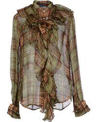 Ralph Lauren Multicolor Shirt - Lyst