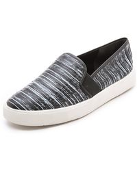 Vince - Blair Slip On Trainers - Lyst
