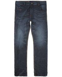 Diesel Krayver Slim Jeans - Lyst
