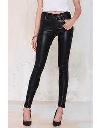 Nasty Gal Citizens Of Humanity Rocket Skinny - Lyst