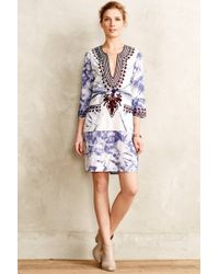 Twelfth Street Cynthia Vincent Leva Tunic Dress - Lyst