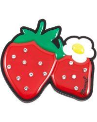 MUVEIL - Strawberry Brooch - Lyst