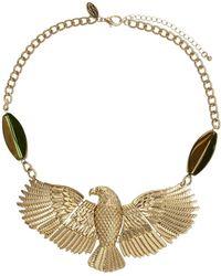Sam Ubhi - Eagle Necklace - Lyst