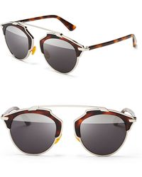 Dior So Real Sunglasses - Lyst
