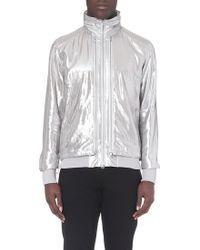 Y-3 Metallic Jacket - For Men - Lyst