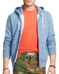 Polo Ralph Lauren | Classic Full-zip Fleece Hoodie | Lyst