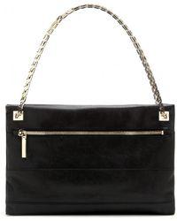 Victoria Beckham Leather Shoulder Bag - Lyst