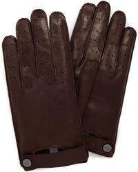 Mulberry | Mens Biker Glove | Lyst