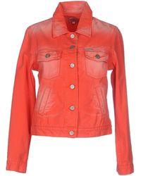 Calvin Klein Jeans | Denim Outerwear | Lyst