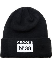 Crooks And Castles The Crooks 38 Beanie - Lyst