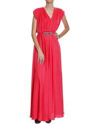 Pinko Dress Woman - Lyst