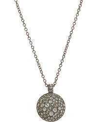 Roberto Marroni - Diamond Sand Pendant Necklace - Lyst