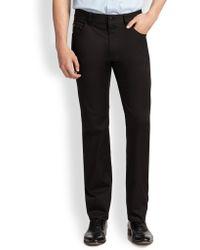 Boss by Hugo Boss Cotton Jeans - Lyst