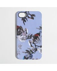 J.Crew Factory Phone Case For Iphone 4 - Lyst